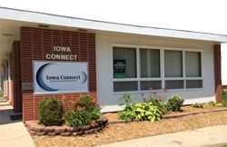 Internet options available from Iowa Connect for Hampton, Coulter, Latimer, and Sheffield, Iowa